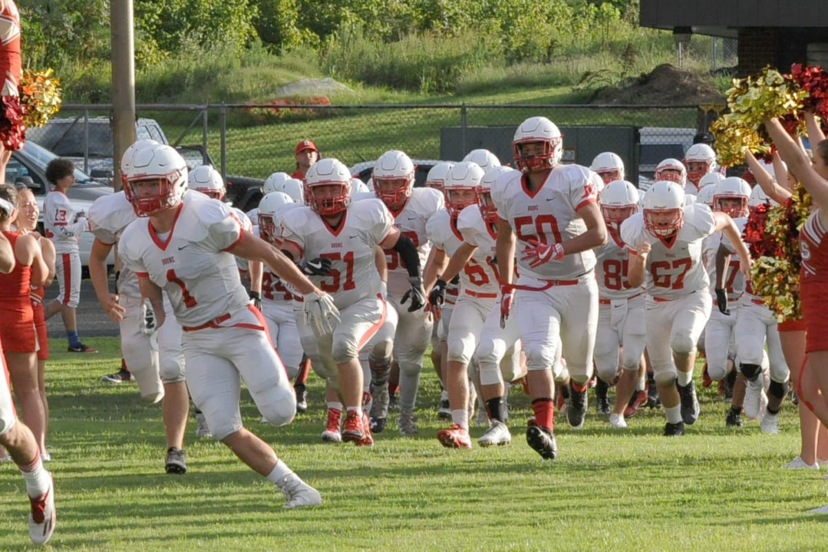 Daniel Boone will host Cherokee for their first home football contest of the season.