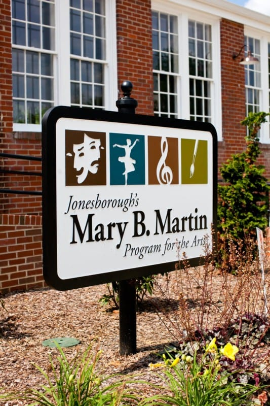 The McKinney Center - Jonesborough Community Arts Center