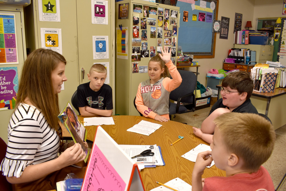 Taking A Closer Look Instructional Coaches Considered In County